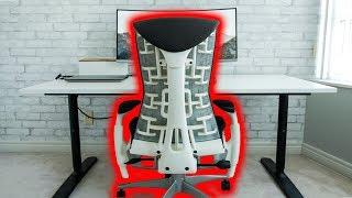 Ultimate Office Chair? Herman Miller Embody Review