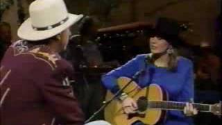 Suzy Bogguss and Jerry Jeff Walker - Night Rider's Lament (live)