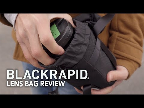 Blackrapid Lens Bag Review - The Most Useful Little Bag I've Owned!!