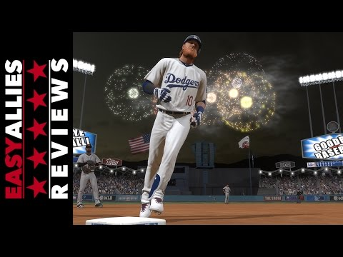 MLB The Show 17 - Easy Allies Review - YouTube video thumbnail