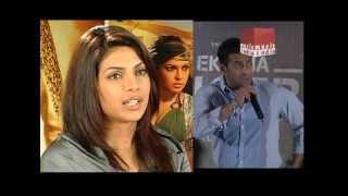 Priyanka Chopra seen leaving Salman Khan