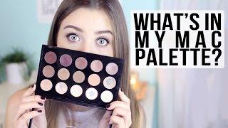 My MAC Eyeshadow Palette + Top 5 Shades | Lindseyrem