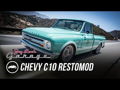 Holley 1967 Chevy C10 Restomod - Jay Leno's Garage