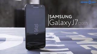 Обзор Samsung Galaxy J7 2017 в 4k