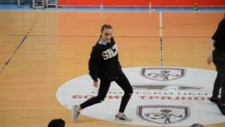 AQUA / Hip Hop solo adult 1st place / State Competition 2016