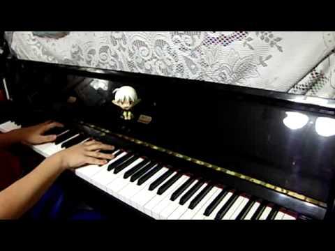 【ナノ】neophobia Piano.Ver【雙音LACA (天の音) ♪】