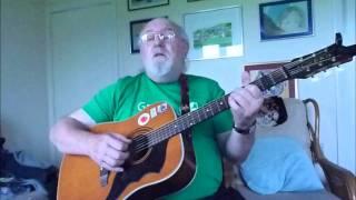 DADGAD Guitar: John Barleycorn Must Die (Including Lyrics And Chords)