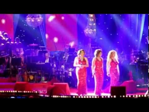 Three Degrees - Preview Christmas Songs (10th edition Max Proms 2013)