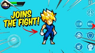 DOWNLOAD NEW DBS Mugen Style Apk Power Warriors For Android With