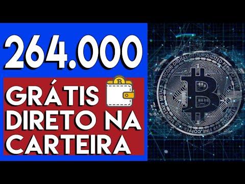 Como GANHAR 264.000 Satoshis de Bitcoin diretamente na carteira (Prova de pagamento)