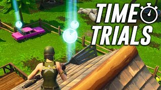 """""""Complete Timed Trials"""" Week 6 Challenge (ALL LOCATIONS)"""