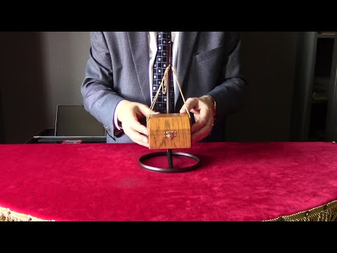 The Chest of Nostradamus (Syned Soy Box) by Collectors' Workshop, Syned Soy