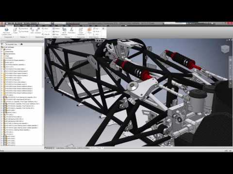 Improve Performance wit Autodesk Inventor
