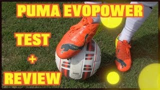 ULTIMATE PUMA evoPOWER 1 Test + Review | NEW Reus Boots 2014 | by 10BRA