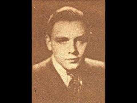 A disrupted way -  (1)  Albert Harris, 1939