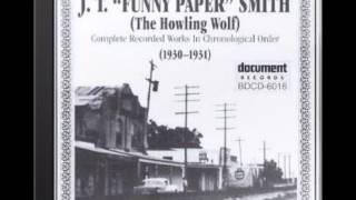 J T Smith - Fool's Blues