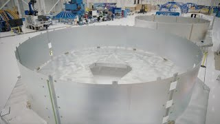 New Glenn First Stage Tank Production