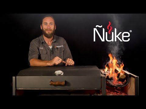 Ñuke Delta Argentinian Style Wood Fire Gaucho Grill Overview