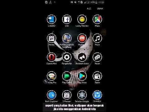 Buat Tampilan Android Kamu Jadi Keren Dengan Aplikasi Wallpaper 3d