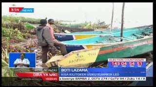 Wavuvi watano wamefariki baada ya boti lao kuzama ziwa Victoria huko Budalang'i-Busia
