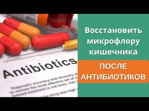 💊 Как восстановить организм после антибиотиков? 2 самых важных момента