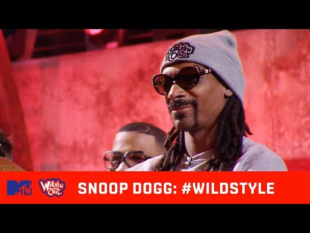 Wild 'N Out   Snoop Dogg Clowns Nick Cannon's Rapping Skills   #Wildstyle
