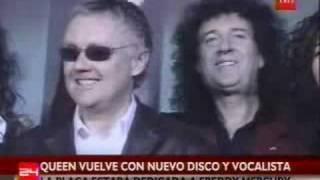 Queen + PR in Chile??? Parte 2