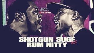 RUM NITTY VS SHOTGUN SUGE | URLTV