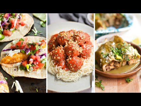 10 Excellent Meaty Vegan Recipes   YES they taste like meat!