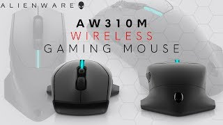 YouTube Video aviLGhy7U6k for Product Dell Alienware Gaming Mice AW610M, AW510M, AW310M by Company Dell in Industry Peripheral