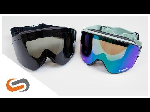 Dragon NFX vs. NFX2 Goggles | SportRx
