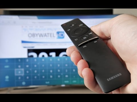 Samsung Tizen TV 2016 - how does it work and look like? [ENG]