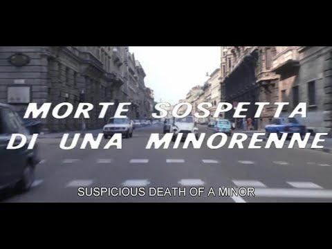 Morte sospetta di una minorenne