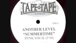 Another Level - Summertime (DYNK Vocal Mix)