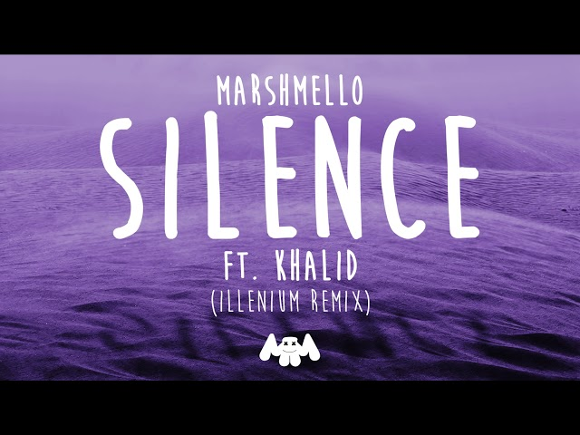 Marshmello-ft-khalid-silence