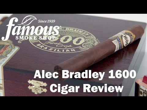 Alec Bradley 1600 video