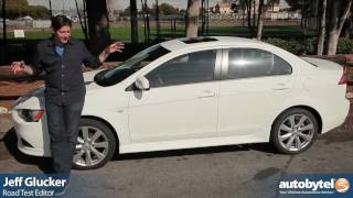 2012 Mitsubishi Lancer Test Drive & Car Review