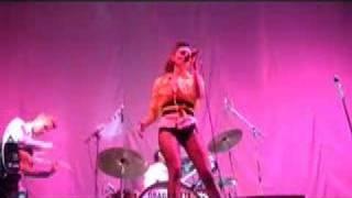 """Dragonette """"Take it Like a Man"""" - Sheffield Arena"""