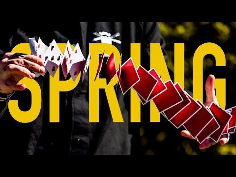 SPRING FLOURISH TUTORIAL - 3 Ways to Spring Cards!