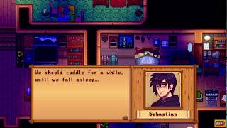 Sebastian Marriage Event - Pillow Talk