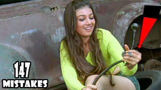 "(147 Mistakes) In Taarzan: The Wonder Car | Plenty Mistakes In ""Taarzan"" Full Hindi Movie | Ajay Dev"