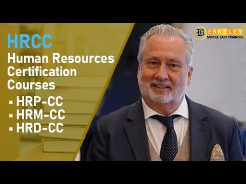Human Resources Certification Courses (HRCC) offered by ...