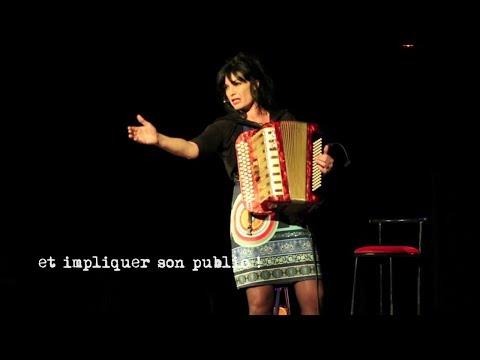 """TEASER """"Quelques maux d'amour"""" - One woman show musical La Bavarde (au Léon)"""