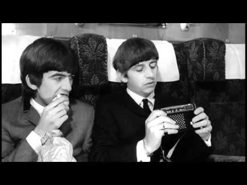 A Hard Day's Night (Quatre garçons dans le vent) de Richard Lester : Extrait 1