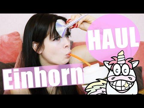 EINHORN-HAUL + VERLOSUNG | #werbevideo