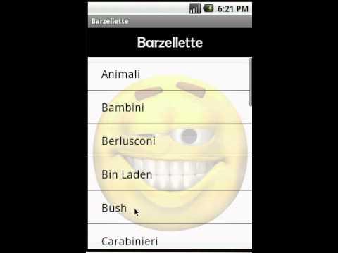 Video of Barzellette - Italian Jokes