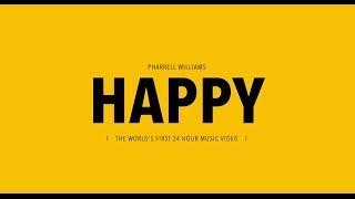 Pharrell Williams- Happy   Letra en inglés y español (Lyrics)