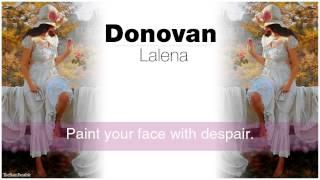 Donovan - Laleña (Lyrics)