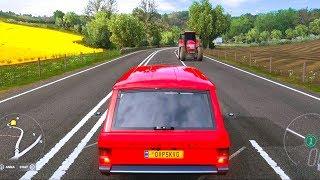 Forza Horizon 4 - Land Rover Range Rover 1973 - Open World Free Roam Gameplay (HD) [1080p60FPS]