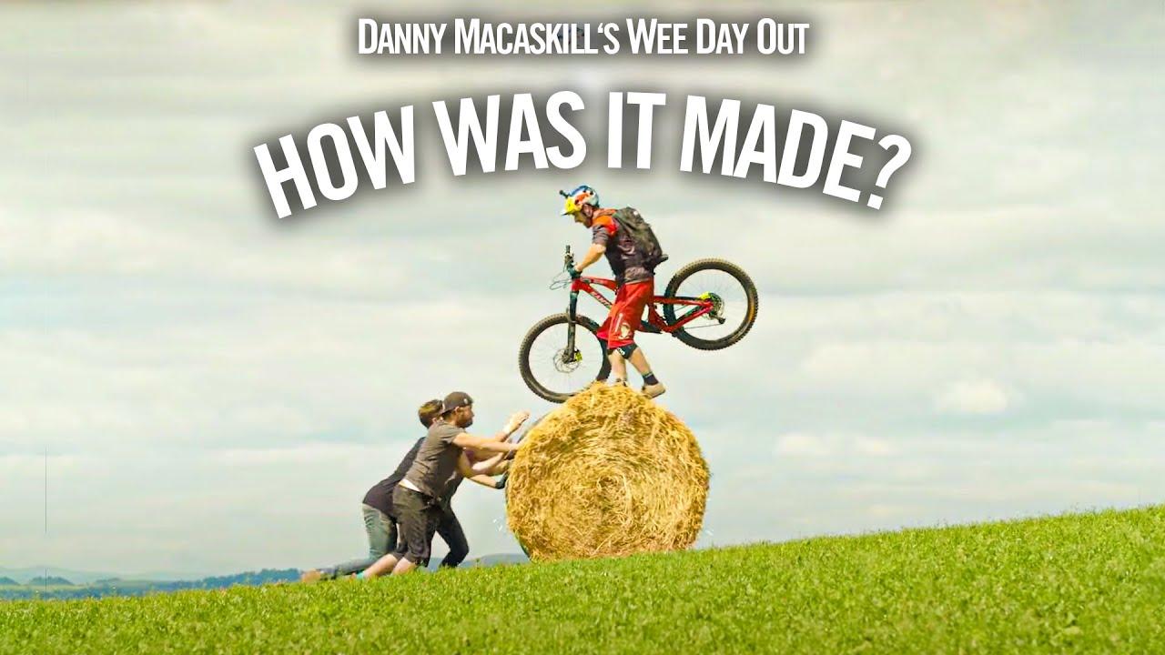 Come filmare le imprese di Danny MacAskill